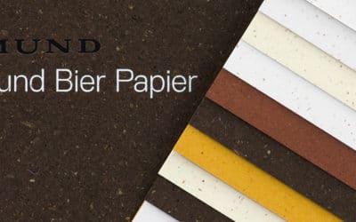 Nieuwe papiersoorten
